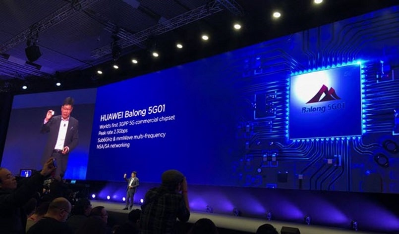 Huawei 5G smartphone with Auras' cooling tech in the works; could launch in June next year