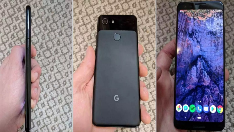 Google Pixel 3 real-life photos surface online; notch-less display confirmed
