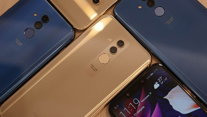 Huawei Mate 20 Lite update with Android 10 OS rolls out to users