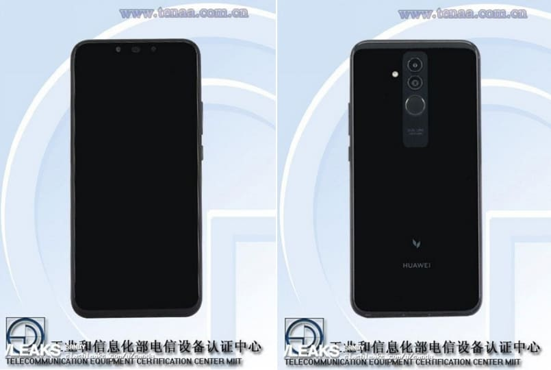 Huawei Mate 20 Lite spotted online as it passes TENAA certification website