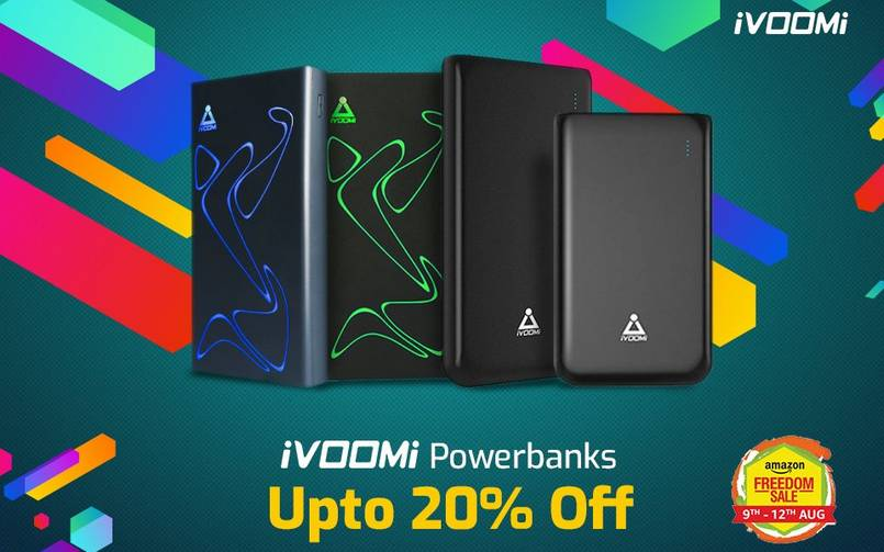 iVOOMi powerbanks