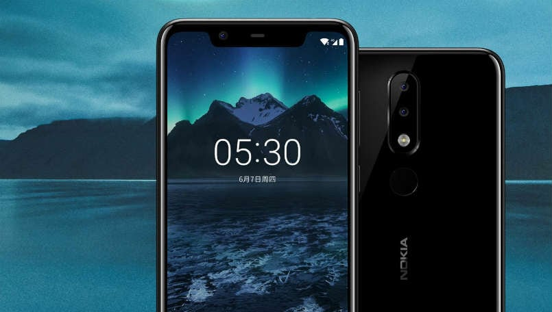 nokia 5.1 plus india launch main
