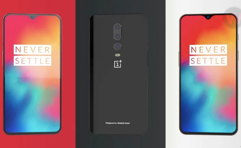 Oneplus 6t concept video hints at an oppo r17 like bezel less design oneplus 6t concept video stopboris Choice Image