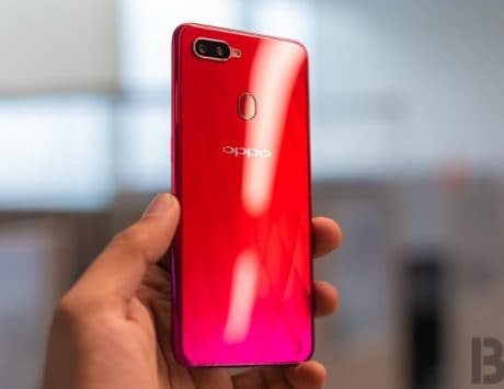 Oppo announces cashback, exchange, and other offers for its F9 Pro, F9, A3s, and A5