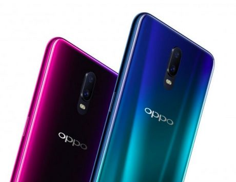 Oppo R17 with 6.4-inch notched screen, Gorilla Glass 6 protection and in-display fingerprint scanner unveiled