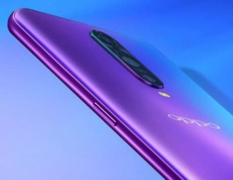 Oppo teases R-series for India, could launch triple-camera Oppo R17 Pro