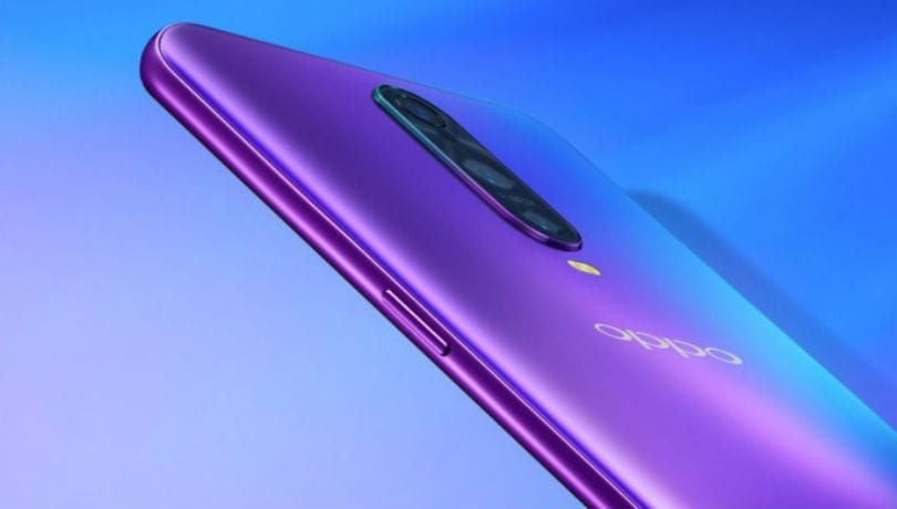 oppo r17 pro china launch