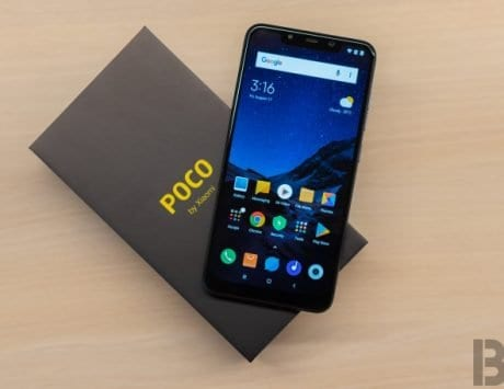Xiaomi Poco F1 skins will go on sale for the first time tomorrow
