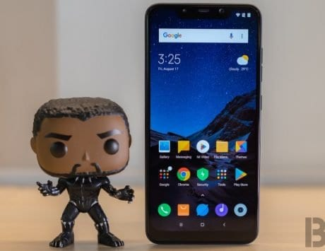 Xiaomi Poco F1 Armored Edition First Look