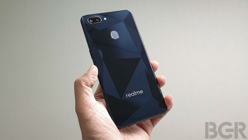 Realme deletes tweet confirming Android Pie update for Realme 1 and Realme 2