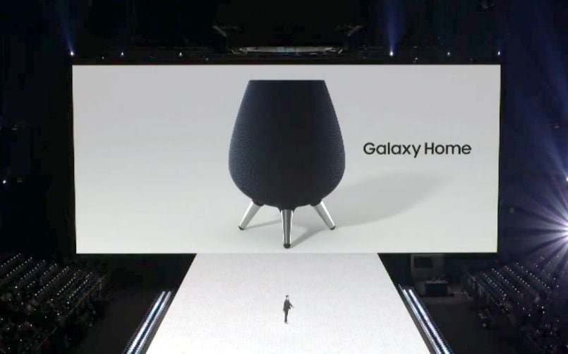 Samsung Galaxy Home: First smart speaker with Bixby takes on Apple HomePod, Google Home and Amazon Echo