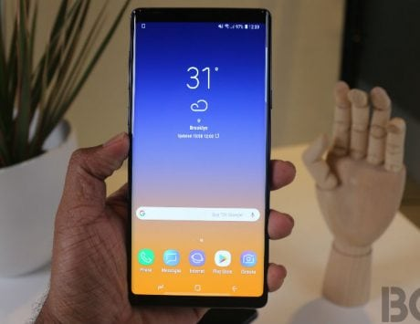 Samsung Galaxy Note 9 available on the Airtel Online store at a down-payment of Rs 7,900