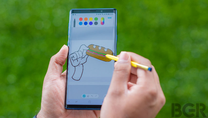 Samsung Galaxy Note 9 Review Undisputed King Of The Ring