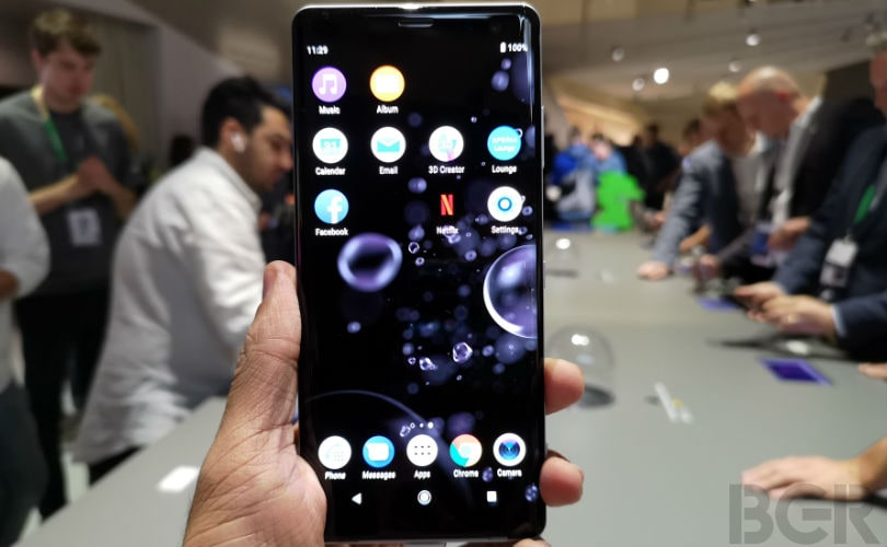Sony Xperia XZ3, Xperia XZ2 Android 10 update starts rolling out