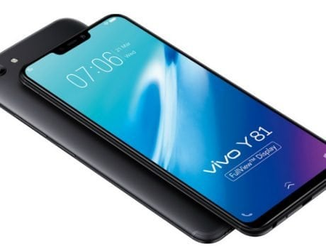Vivo Y81i with notch display, 2GB RAM launched in India for Rs 8,490