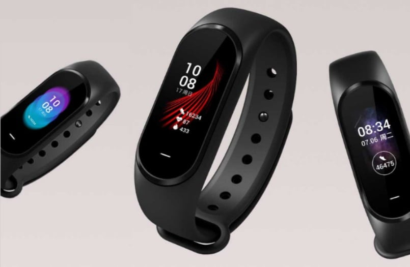 Xiaomi Hey+ sports band launched with NFC and OLED display
