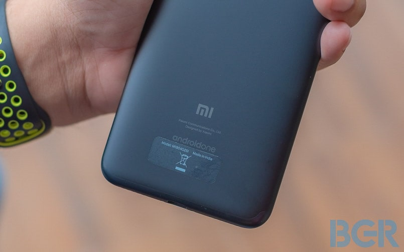 Xiaomi working on 2 Android One smartphones featuring in-display fingerprint sensor: Report