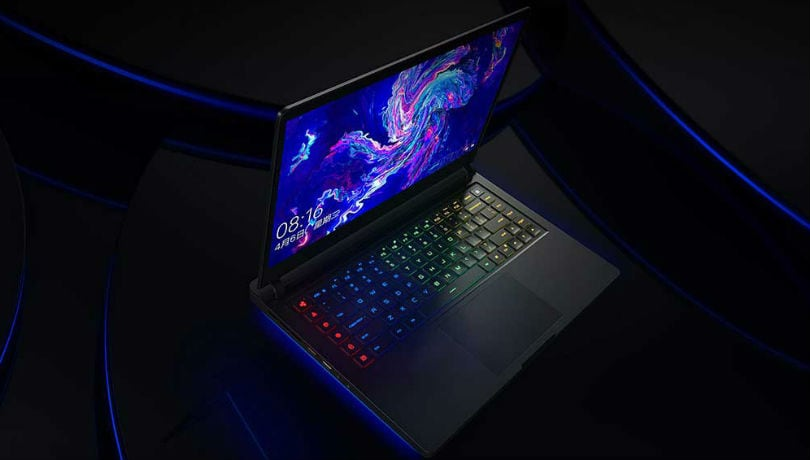 Xiaomi Mi Notebook Pro 2 launched at ChinaJoy 2018 exhibition