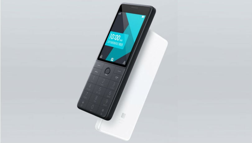 Xiaomi Qin AI is Android-powered, 4G VoLTE-enabled feature phone with real-time voice translation