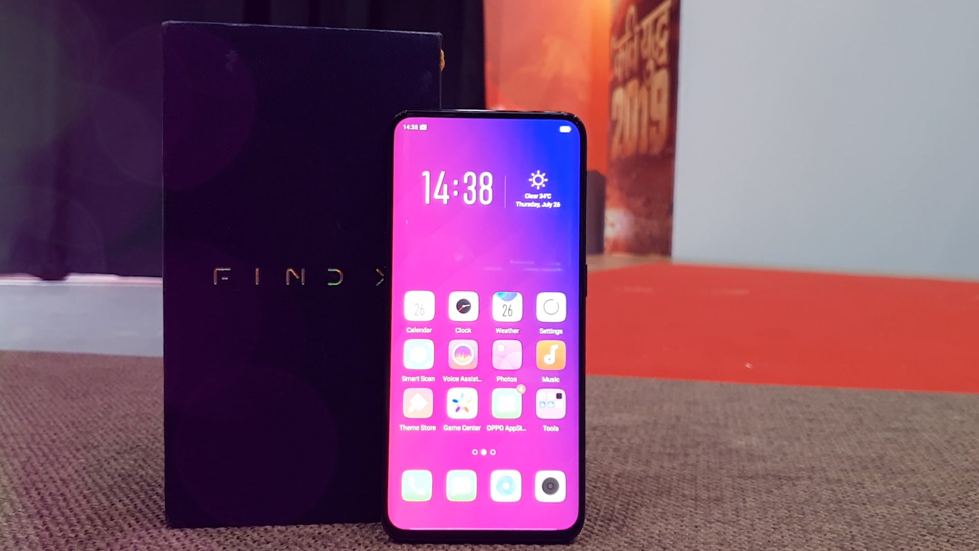 OPPO Find X VS iPhone X and Samsung S9: Comparison