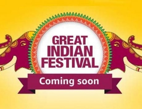 Amazon Great Indian Festival Sale is coming soon with great offers and easy payment options