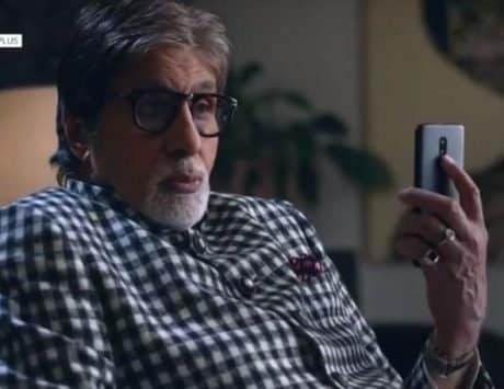 OnePlus 6T teaser page live on Amazon India, TVC with Amitabh Bachchan aired