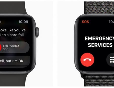 Apple Watch Series 4 Fall Detection is enabled automatically for users who are 65 years and older