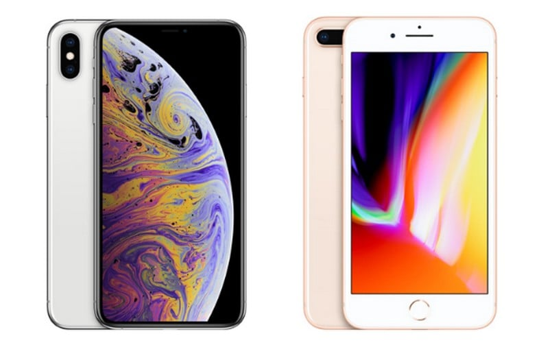 Apple iPhone XS Max vs iPhone 8 Plus: What's different?