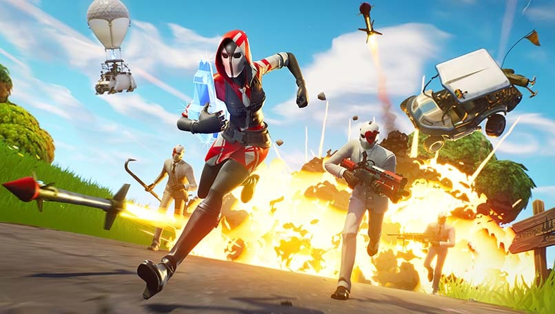 Fortnite High Stakes and v5.40 updates rescheduled; here's when it will be live