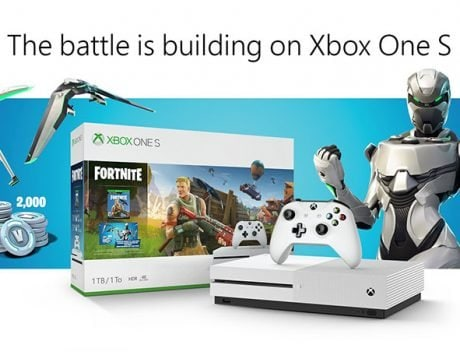 Xbox One S Fortnite themed bundle has been announced
