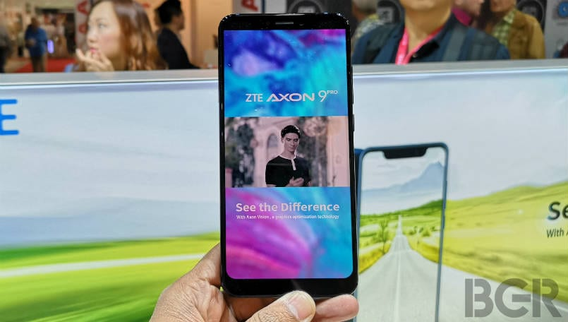 ZTE 5G smartphone to launch in H1 2019; could be unveiled at MWC 2019