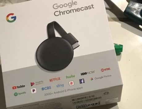 Reddit user accidentally buys unreleased 3rd generation Chromecast from Best Buy