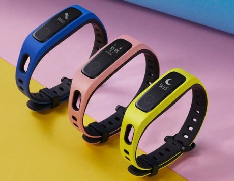 Honor Band 4 launched in India