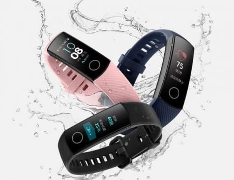 Honor Band 4 Running to go on sale today at 12PM