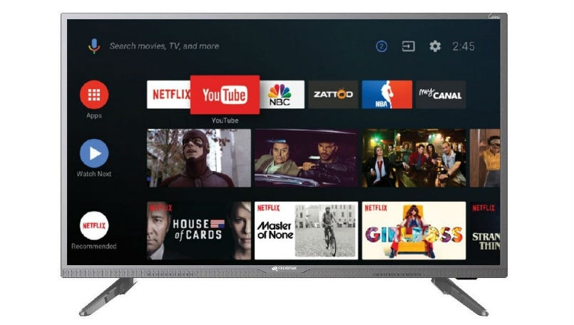 Micromax Canvas 3 Android Smart TV launched on Flipkart