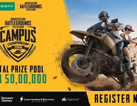 PUBG Mobile Campus Championship gets 2,50,000 registrations
