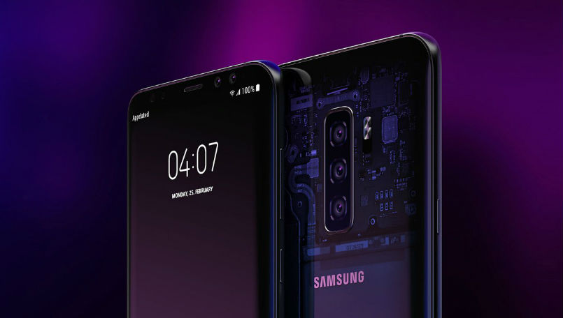 Samsung's likely to integrate new AI chip into Galaxy S10