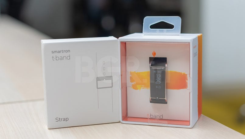 Smartron t band Review: Interesting start, with a journey