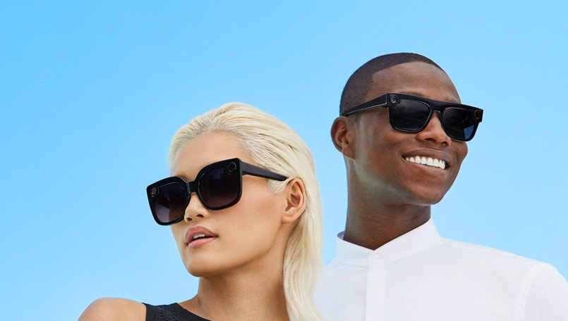 Spectacles by Snapchat now come with polarized lenses that look more like regular sunglasses