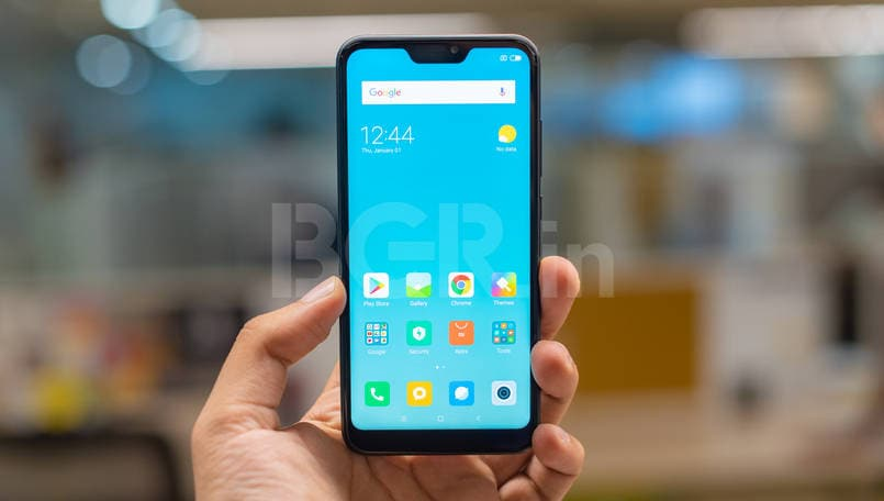Xiaomi Redmi 6 Pro, Mi Max 2, Mi A2 and Mi Band HRX Edition certified refurbished models available at discount on Amazon India