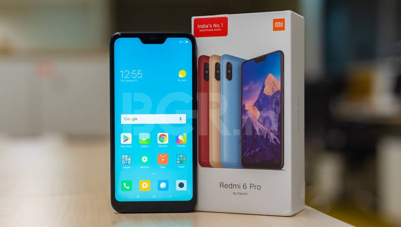 Xiaomi Redmi 6 Pro may get a new color variant in India, Mi Router 4C coming too: Report