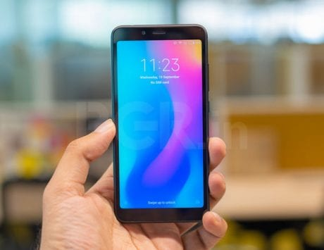 Xiaomi Redmi 6A flash sale at 12PM today