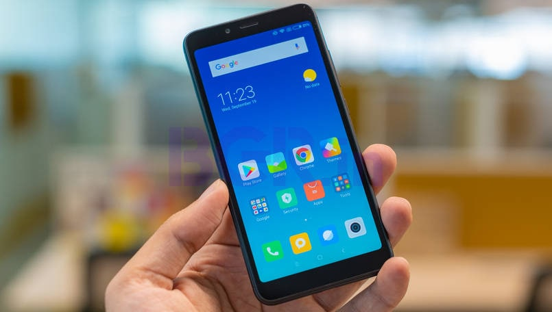 Xiaomi Redmi 6A 16GB storage variant at Rs 6,599 to go on sale today at 12PM: Price, Specifications