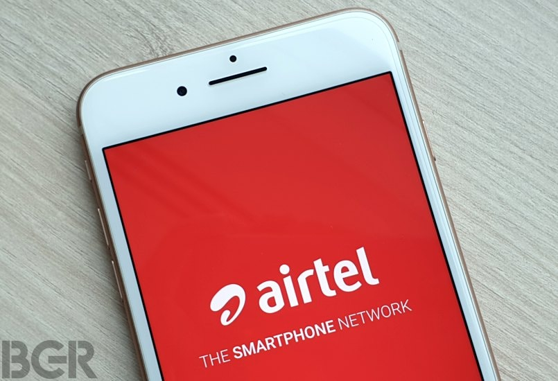 Airtel offering 400MB extra daily data with select prepaid plans