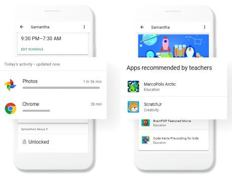 Google Family Link now lets parents manage teenage children's smartphone usage