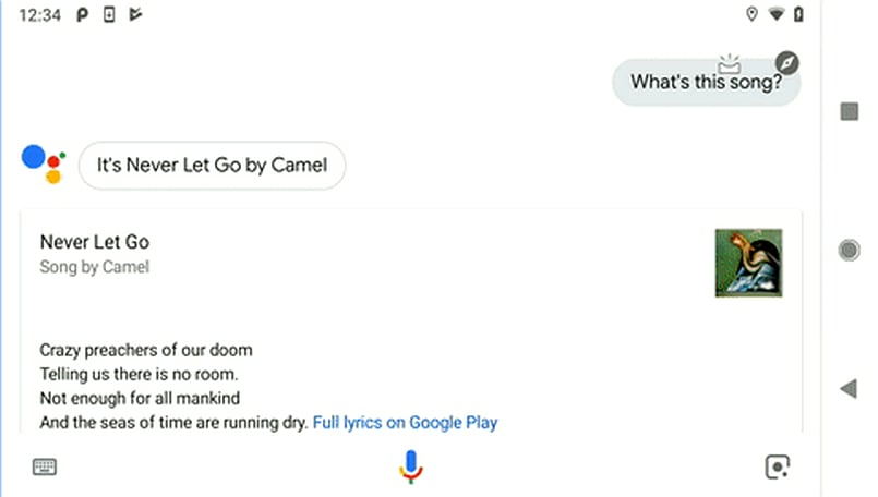 Google adds AI capabilities to its 'Sound Search' music recognition service