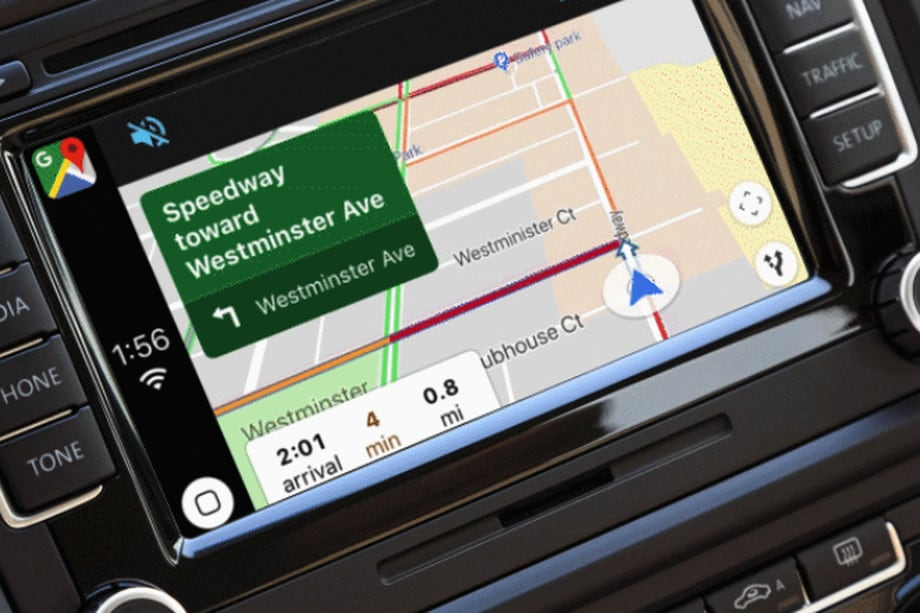 Apple iOS 12: Google Maps now works with Apple CarPlay