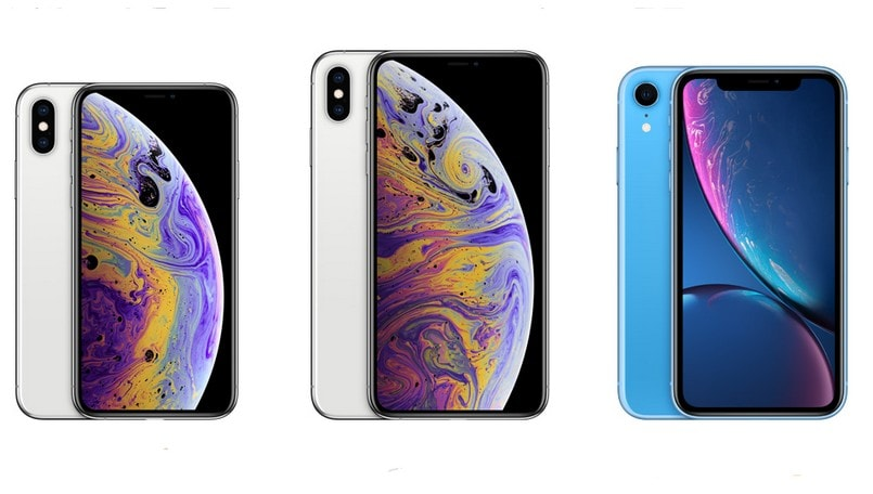 Apple iPhone XS vs iPhone XS Max vs iPhone XR: What's different?