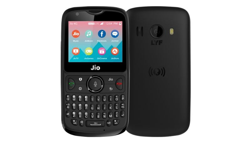 JioPhone 2 set to go on sale today at 12PM: Price, specifications and features