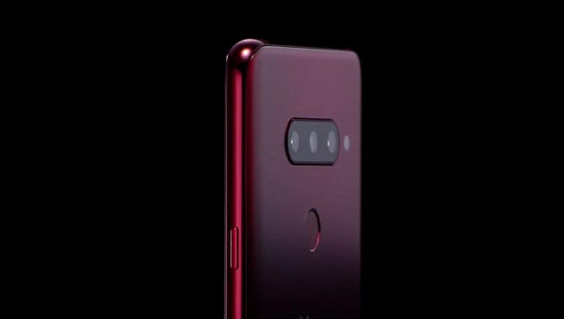 LG V40 ThinQ with 'Penta' cameras, Wine Red color teased in official video; launching on October 4